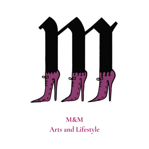 M&M Arts and Lifestyle logo