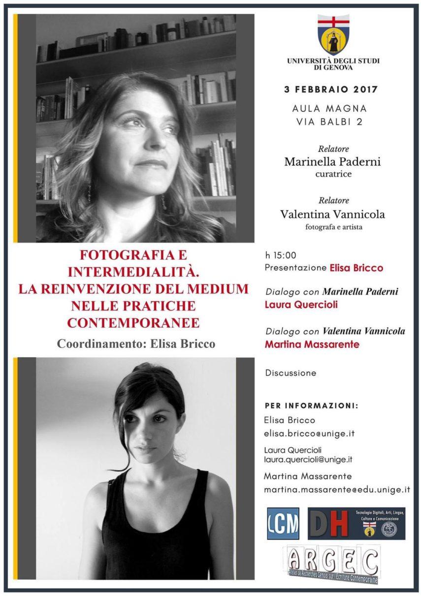 Fotografia e intermedialità